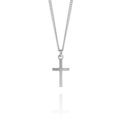 Amos Cross Necklace