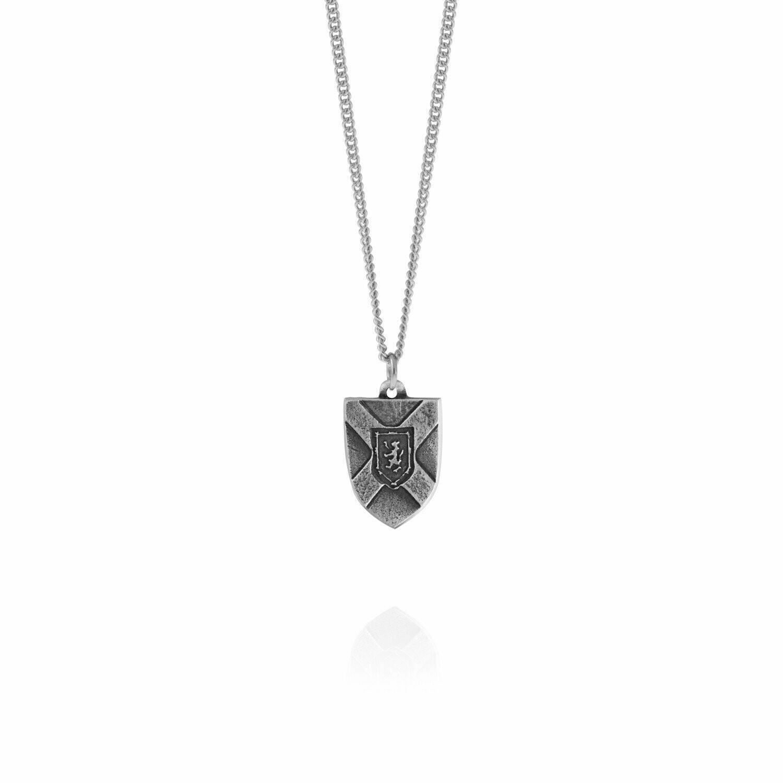 Amos NS Crest Necklace