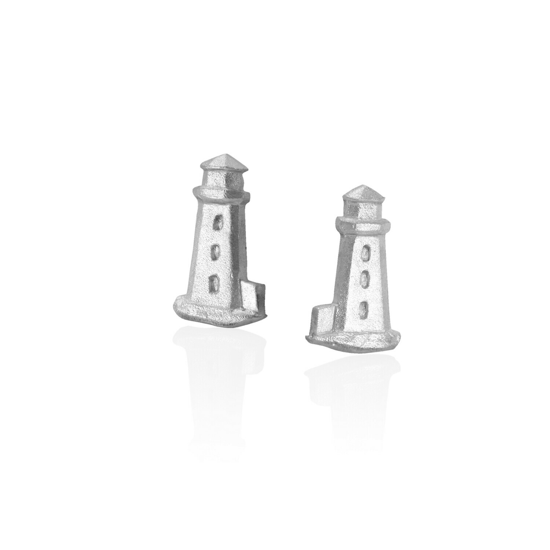 Amos Peggy's Cove Post Earrings