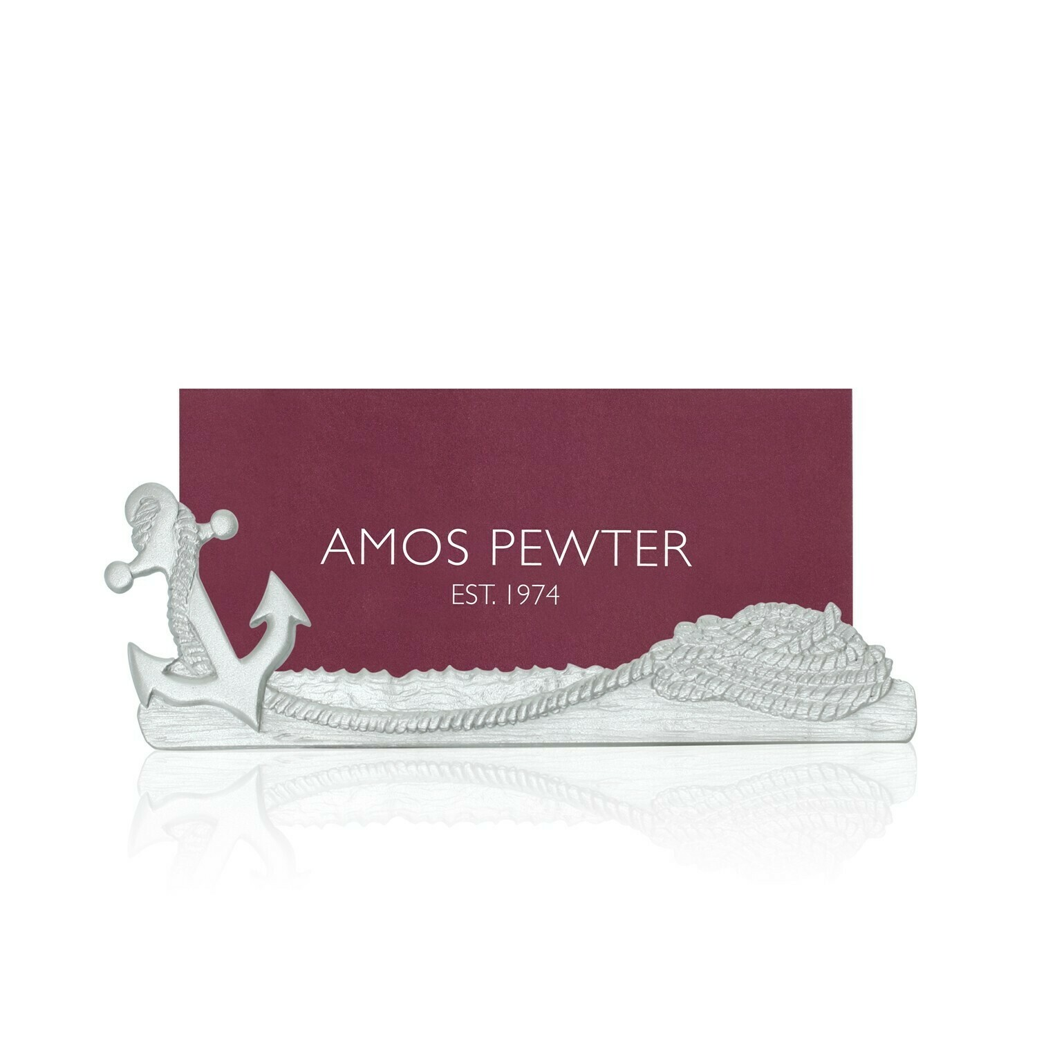Amos Business Card Holder