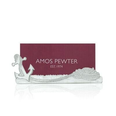 Amos Business Card Holder
