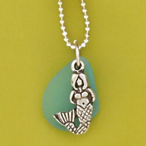 Basic Spirit Seaglass Necklace