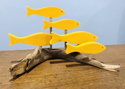 Jerry Walsh 5 Fish School