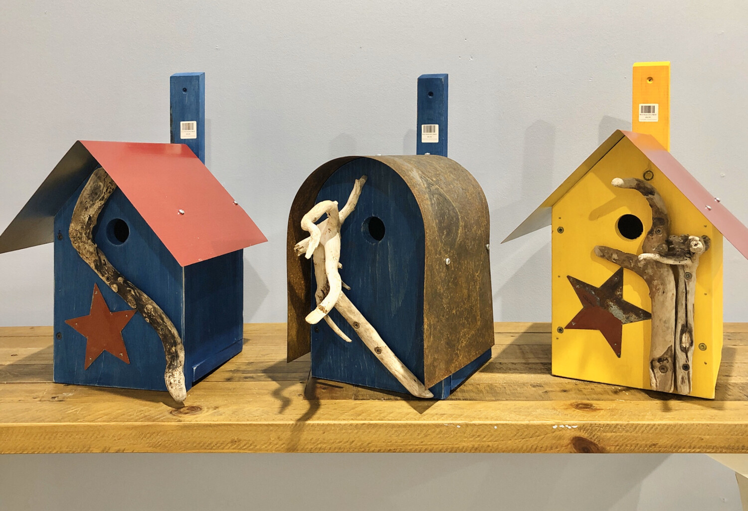 Jerry Walsh Bird House