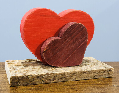 Jerry Walsh Heart on Heart