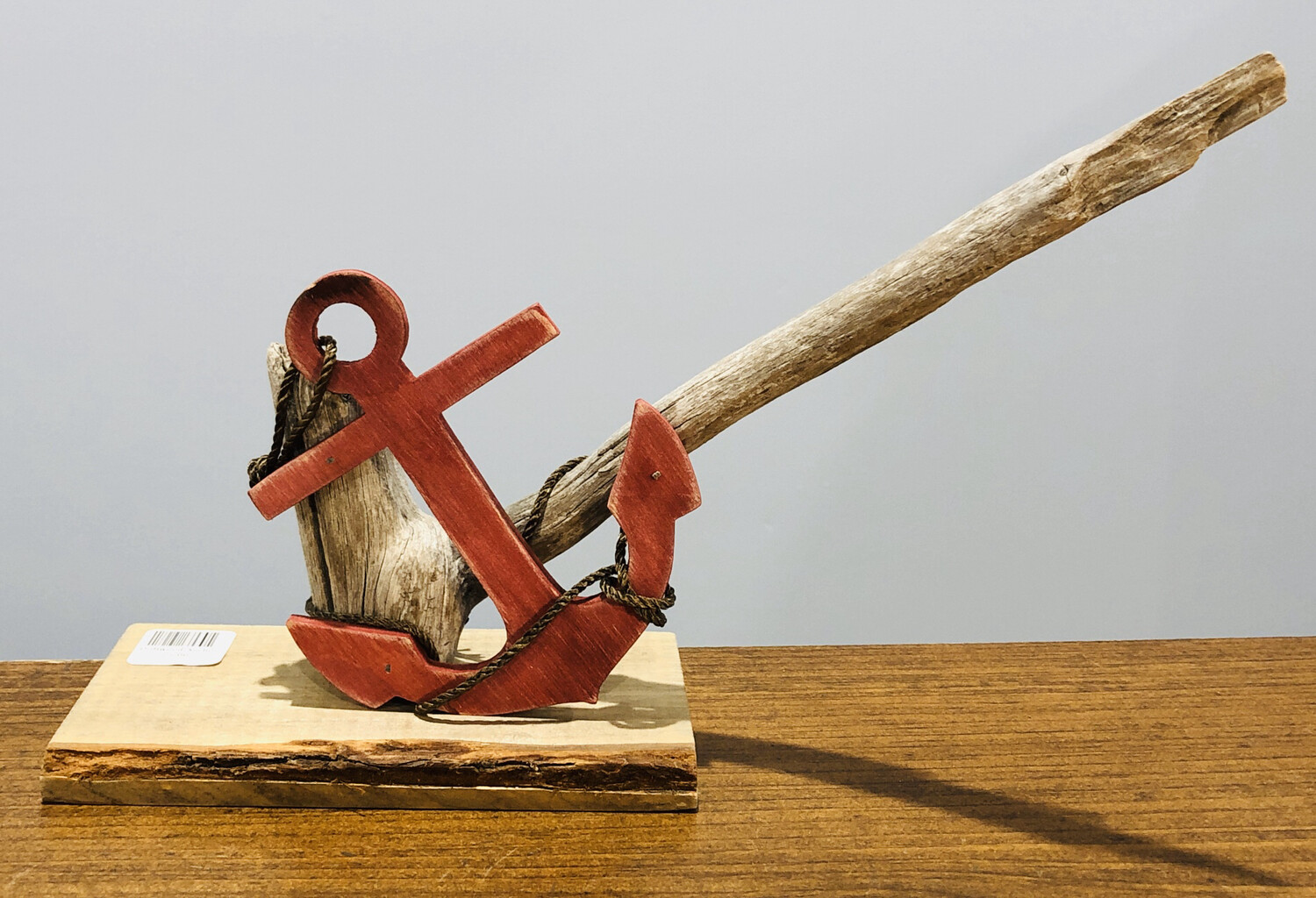Jerry Walsh Driftwood Anchor