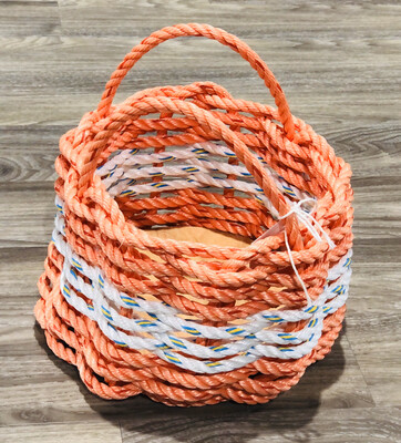 Small Lobster Rope Basket