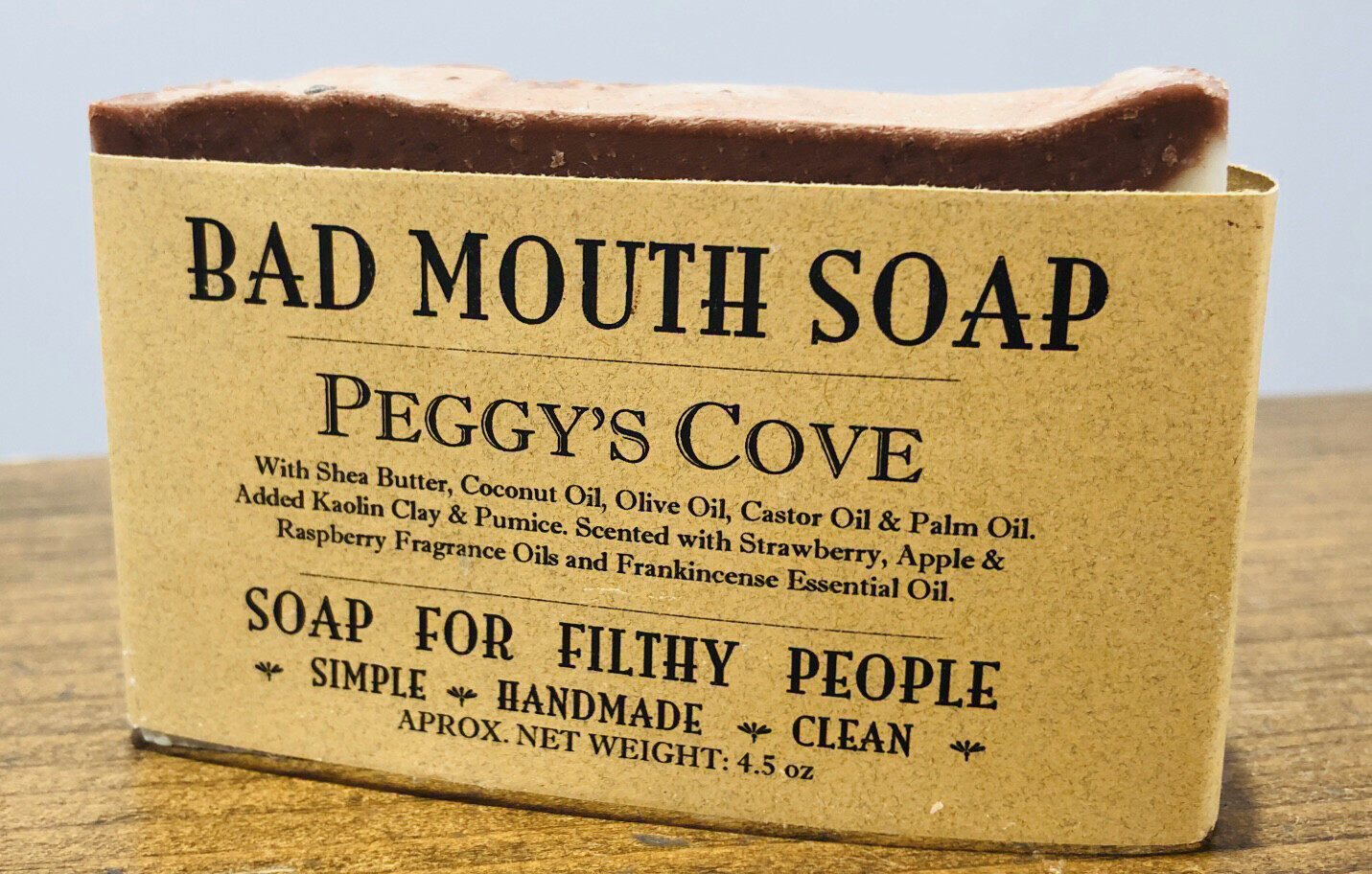 Bad Mouth Soap Assorted
