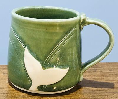 Whale Mug Ginette Arsenault