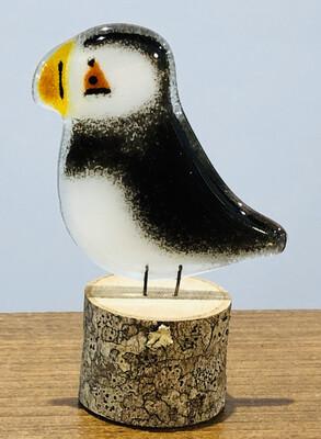 Sml Bird on Perch