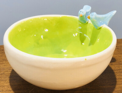 Clayton Dickson Bird Bowl