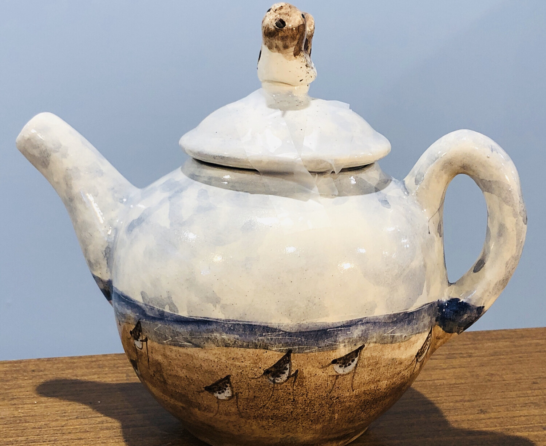 Clayton Dickson Teapot