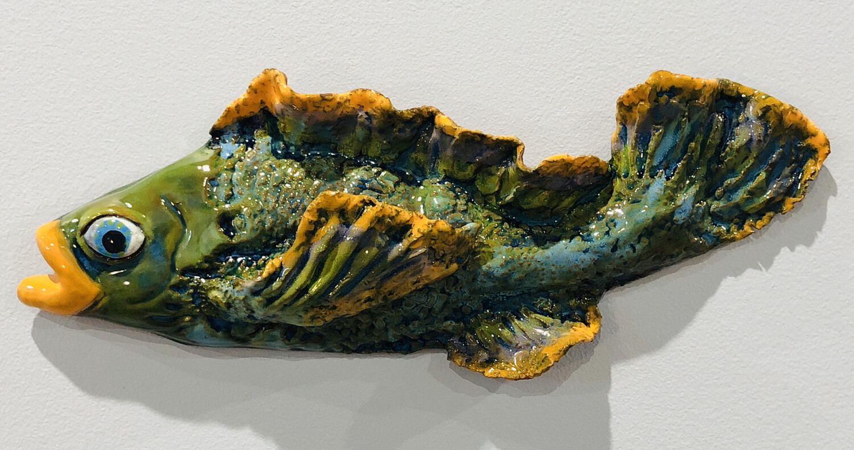 Mary Jane Lundy Atlantic Perch