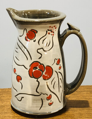 Woodshade Pitcher