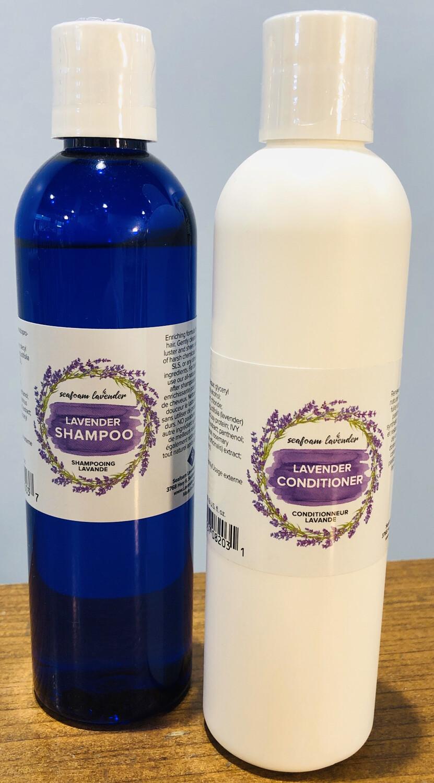 Lavender Shampoo / Conditioner Large
