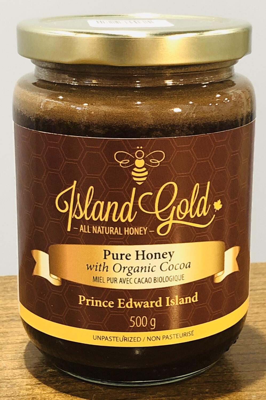 Wildflower Honey w Cocoa 500g