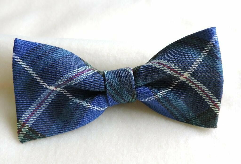 Tartan Bow Tie