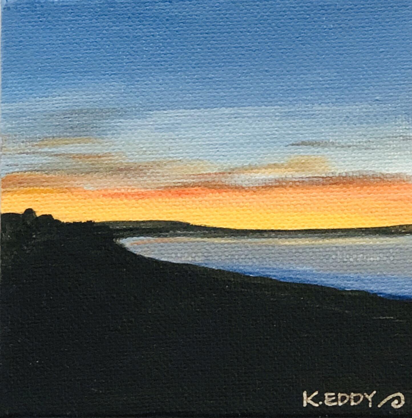 Kimberley Eddy Coastal Evening 4x4