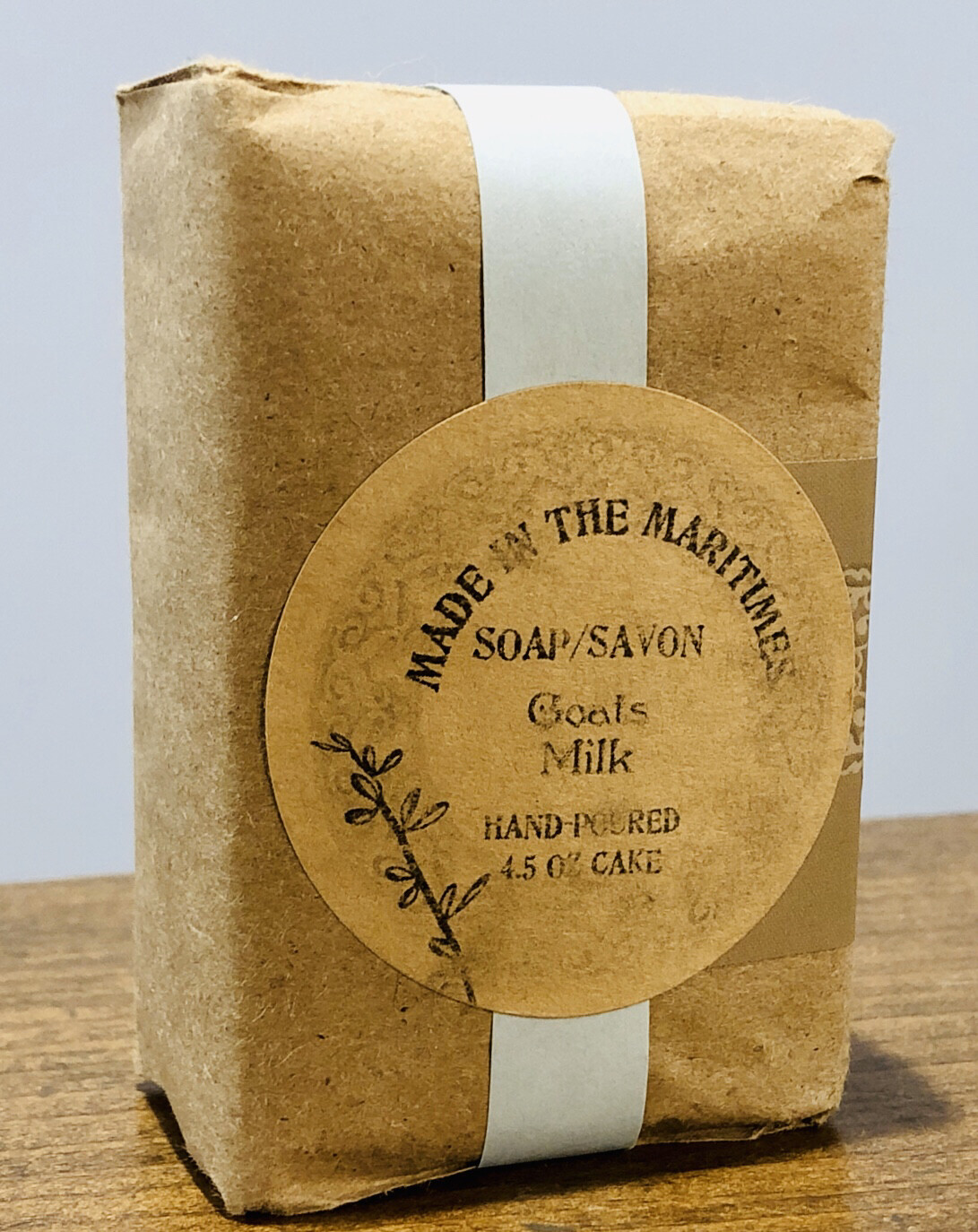 Made in the Maritimes Soap