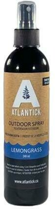Atlantick Lemongrass Outdoor Spray 240ml
