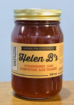 Helen B's Strawberry Jam
