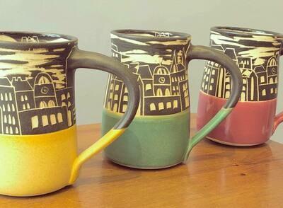 Halifax Skyline Mug