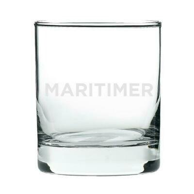 Maritimer Rocks Glass