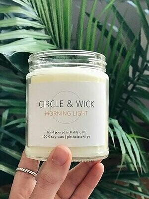 Circle & Wick Morning Light Candle