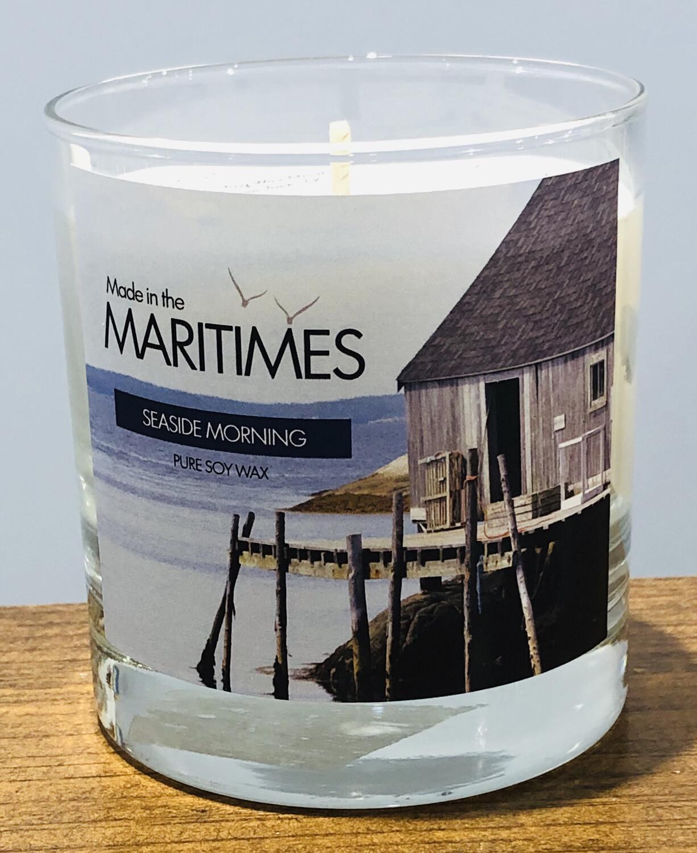 Seaside Morning Soy Candle