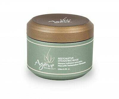 Agave Restorative Hydrating Mask 250ml