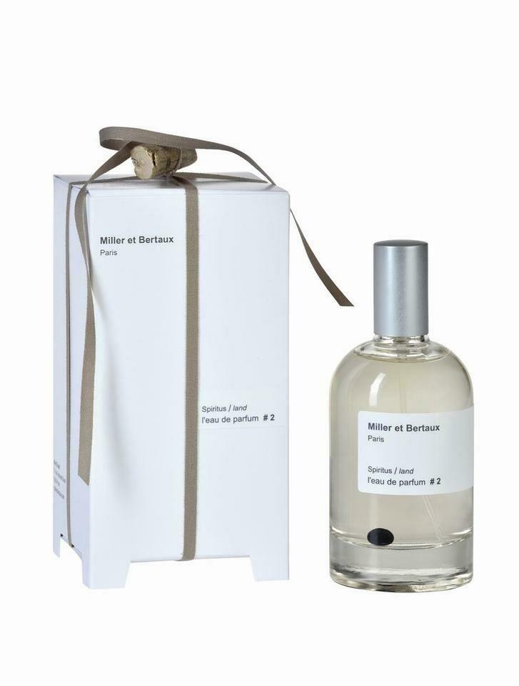 #2 SPIRITUS / LAND Eau de Parfum 100ml