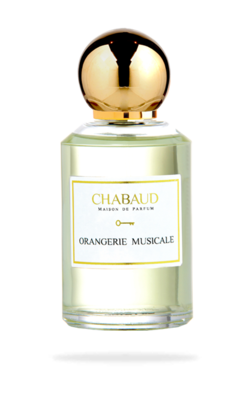 ORANGERIE MUSICALE Eau de Parfum 100ml
