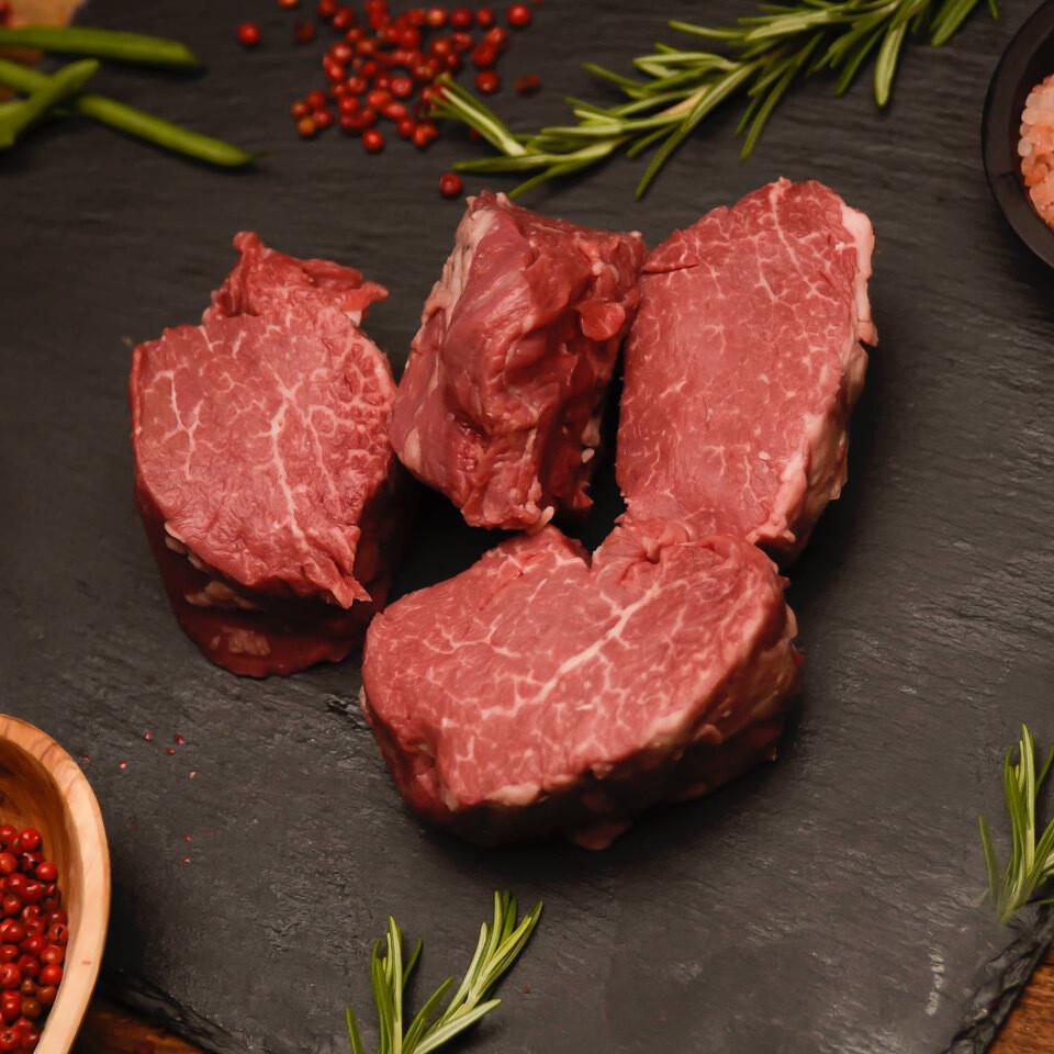 Blackbeard's Filet (Choice) 8oz Steak. Frozen