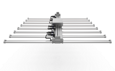 FUTUR OF GROW Air Grow Pro II 600w LED FULL SPECTRUM