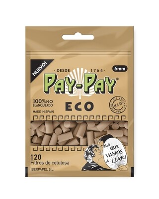 PayPay Eco Filters 6mm (120x)