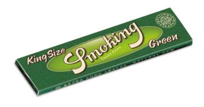 Smoking Green King Size