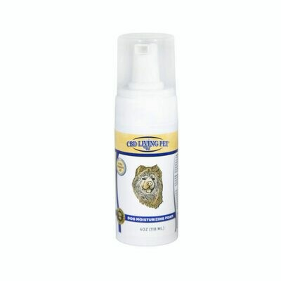 CBD Living - Mousse hydratante pour chiens
