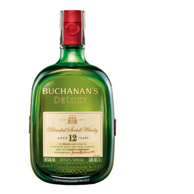 Buchanan's Deluxe 750 ml