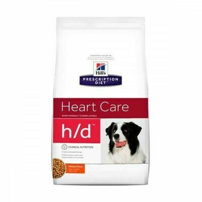 Concentrado para Perro Heart Care h/d