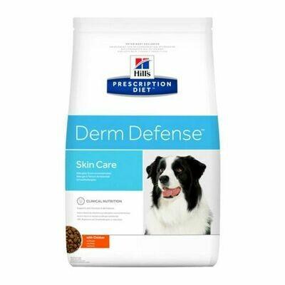 Concentrado para Perro Derm Defense