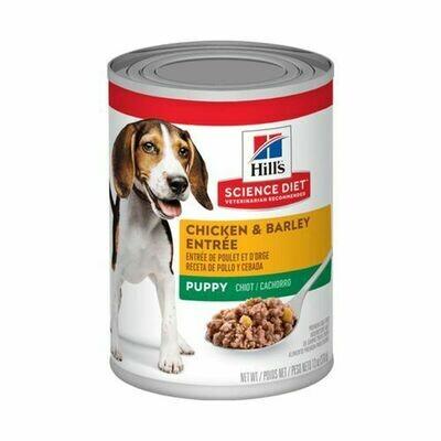 Alimento para Perro Chichén & Barley Entree Puppy