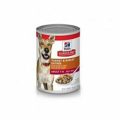 Alimento para Perro Adult 1-6 Turkey & Barley Entree