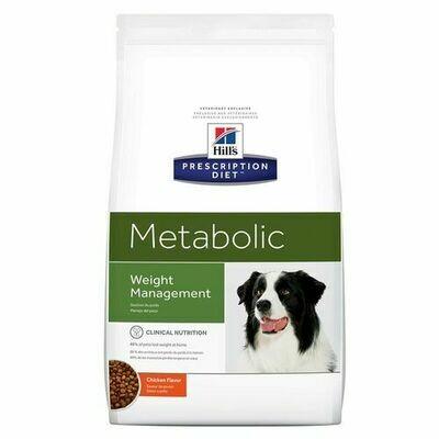 Concentrado para Perro Metabolic