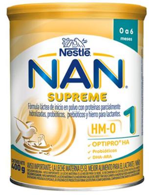 Fórmula Infantil NAN Suprime
