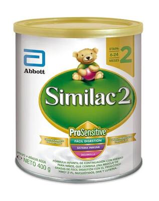 Fórmula Infantil Pro Sensitive 2