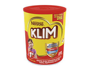 Leche Klim Fortiprotect 1+