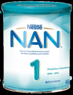 Fórmula Infantil NAN 1