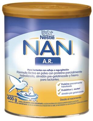 Fórmula Infantil NAN A.R.