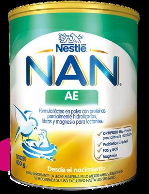 Fórmula Infantil NAN A.E.