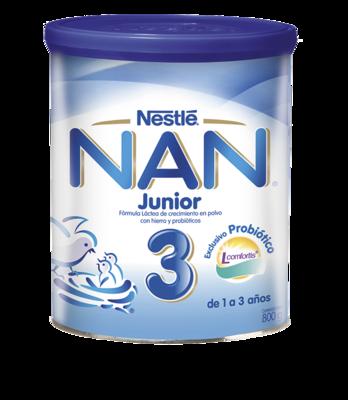 Fórmula Infantil NAN 3